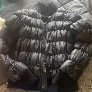 North face woman's puffer coat